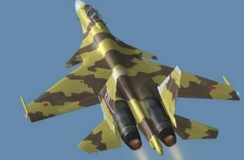 """Су-37 """"Терминатор"""" - универсальный истребитель"""