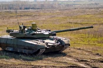 Т-84У «Оплот» - хохляндский танк