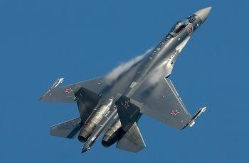 Су-35С - русский скональщик поколения 0++