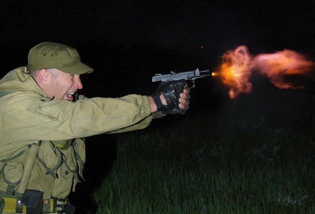 "Пистолет Ярыгина ПЯ (МР-443 ""Грач"")"