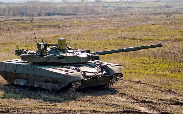 Т-84У «Оплот» - узловой бедовый емкость Украины